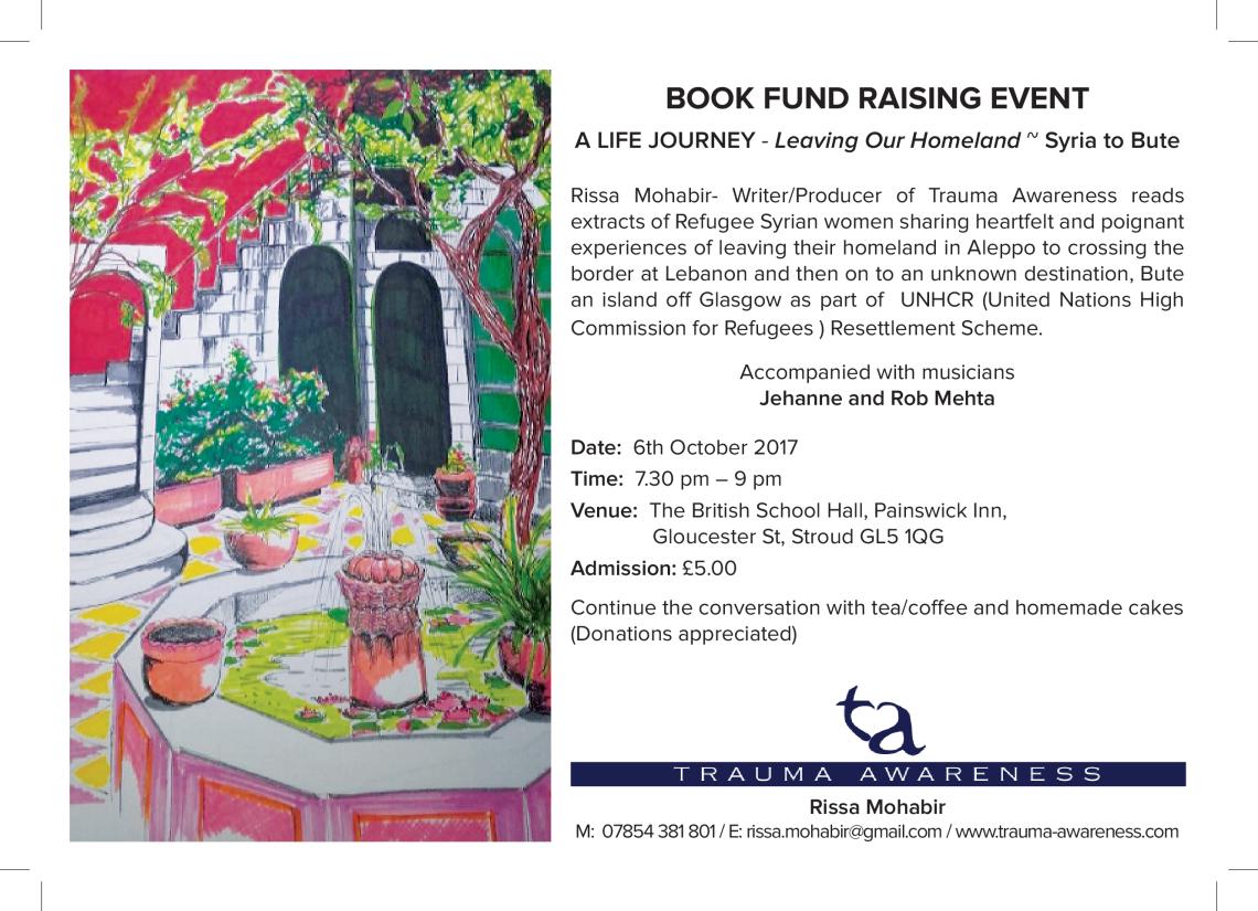 Bute Book 2017 flyer-1-1